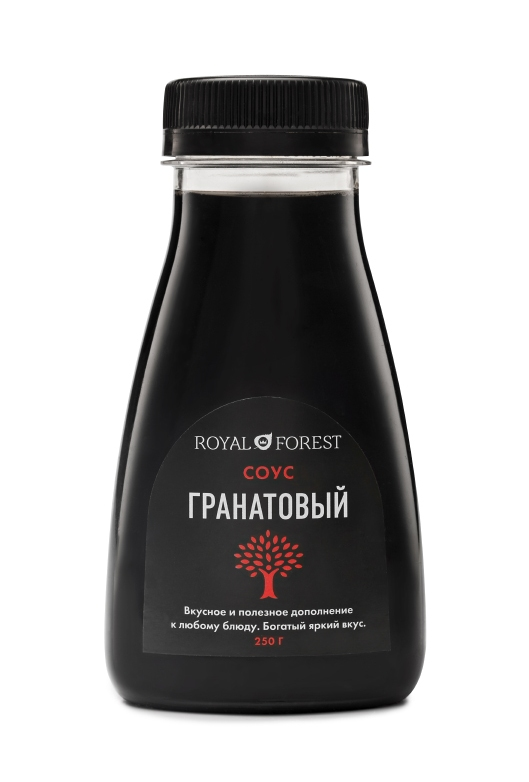 "Гранатовый соус ""ROYAL FOREST"", 250г."