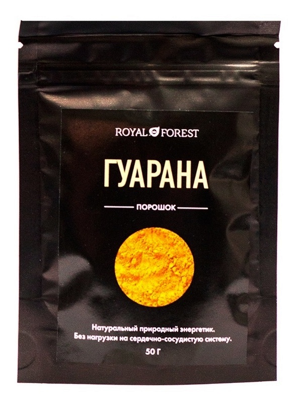 "Гуарана ""ROYAL FOREST"", 50г."