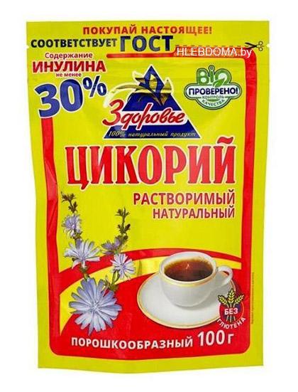 кофе цикорий растворимый натуральный